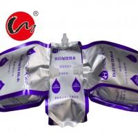liquid water food grade aluminum spout pouch bag
