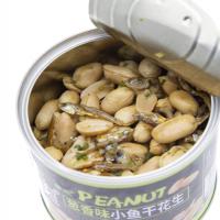Brand New Japanese Crispy Seaweed Peanuts With High Quality