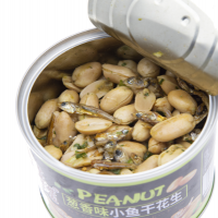 Multifunctional Hot Selling Quality Wasabi Coated Peanut Snacks Best Seller For Wholesales