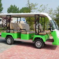 open 4 wheel electric sightseeing bus price