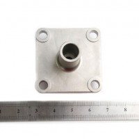 Hlong-Lasting Igh Precision Casting And Machining Parts Investment Casting Cnc Precision Machining