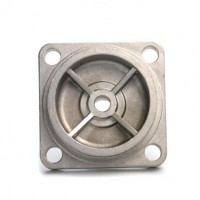 e-Coat Precision Casting And Machining Valve Processing Investment Casting Machined Parts