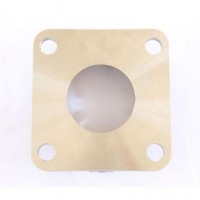 Oem Cnc Turning Precision Casting Steel Corner Parts Investment Casting Metal Parts