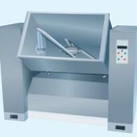 CH series trough mixer