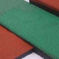 Indoor gym rubber mat