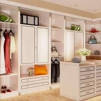All aluminum wardrobe