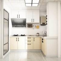 All aluminum kitchen cabinet series 1