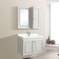 All aluminum bathroom cabinet series 2