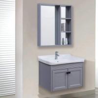 All aluminum bathroom cabinet series 1