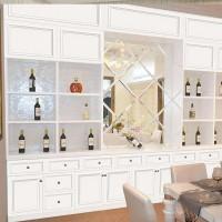 All aluminum wine cabinet European series 2