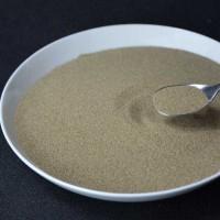 Sintered ceramic sand for foundry