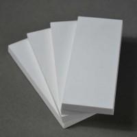 Wear-resistant alumina liner