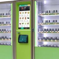 Fresh vending machine manufacturers