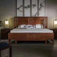 Meiya King Bed